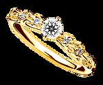 ブリディアロゼ|婚約指輪|ヴァーミリオン