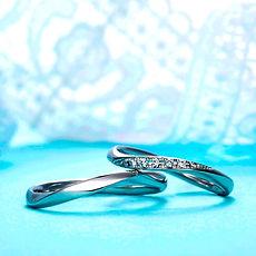 星の砂|結婚指輪