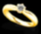 ブリディア 婚約指輪 シャイニングリンク