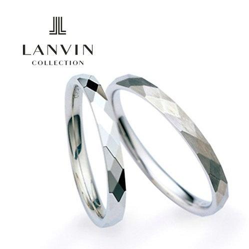 ランバン LANVIN|結婚指輪|ペアリング