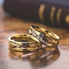 ロマンフルーブ|結婚指輪