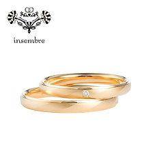 インセンブレ|結婚指輪|ペアリング