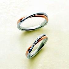 フェリーポルテ結婚指輪