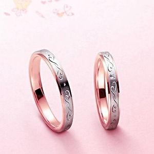 アンジェローザ 結婚指輪