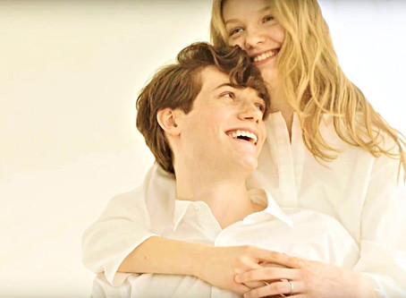 星の砂の結婚指輪・婚約指輪の美しい動画に癒されて ヴァンクールマキ