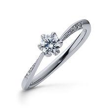 星の砂 婚約指輪 ジュノー.jpg