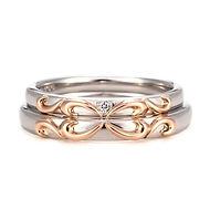 星の砂 結婚指輪 ヴィーナス (2).jpg