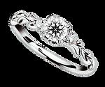 ブリディアロゼ|婚約指輪|アラバスター