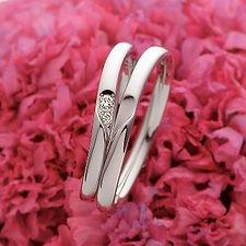 ノクル結婚指輪