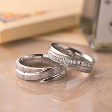 ロマンフルーブ結婚指輪