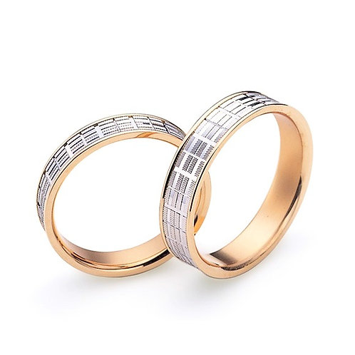 ダックスDAKS|結婚指輪|ペアリング