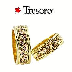 トレソロ 3カラーゴールドクロセット