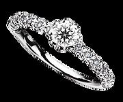 ブリディアロゼ|婚約指輪|フランボアーズ