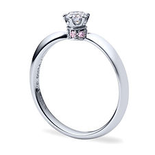 星の砂なでしこ 婚約指輪 スピカ
