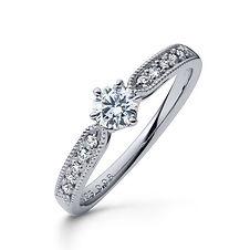 星の砂 婚約指輪 アルビレオ.jpg