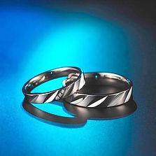 ピトー|結婚指輪|リーフフラット