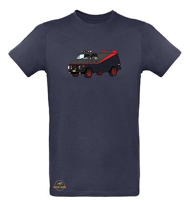 GMC Vandura V8 - ATR / Tee shirt Homme coton BIO