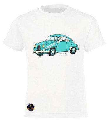 Saab 93 / Tee-shirt coton Garçon
