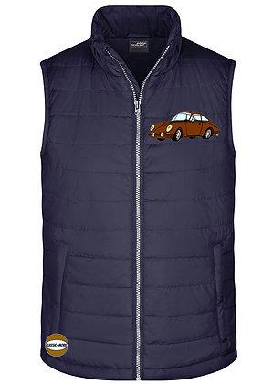 Porsche 911 marron / Homme Bodywarmer
