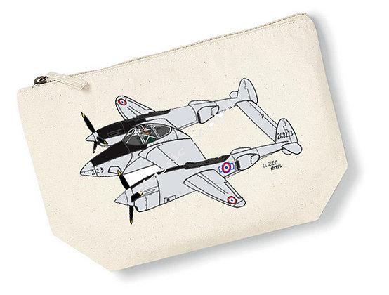 Lockheed P-38 Lightning / Pochette coton