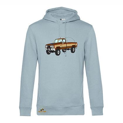 GMC Sierra Grande - Fall Guy / Homme Sweat-shirt coton bio