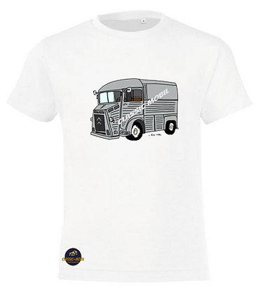 Type H  / Tee-shirt coton Garçon