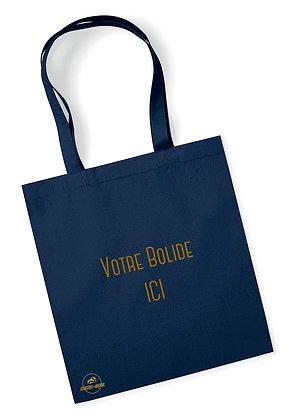Votre bolide / Tote Bag coton bio