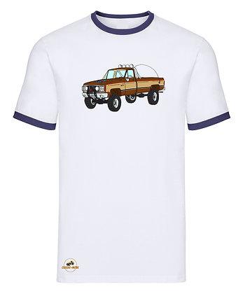 GMC Sierra Grande - Fall Guy  / Tee shirt Homme vintage
