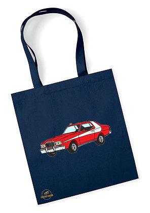 Ford Gran Torino / Tote Bag coton bio