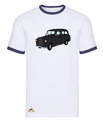 Austin FX4 Taxi Black cab / Tee shirt Homme vintage