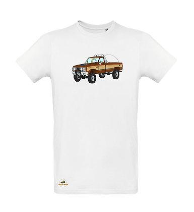 GMC Sierra Grande - Fall Guy / Tee shirt Homme coton BIO