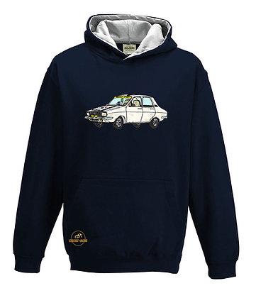 Renault 12 Le Mia  / Sweat-shirt Enfant