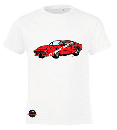 Ferrari 308 / Tee-shirt coton Garçon