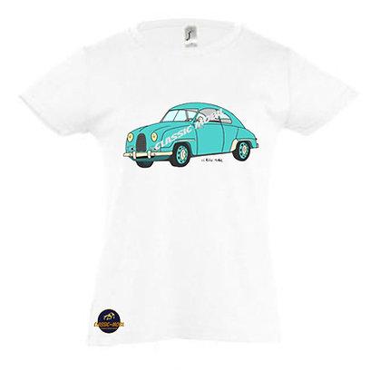Saab 93 / Tee-shirt Fille