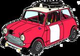 Austin Mini Cooper S MK2 Monté Carlo
