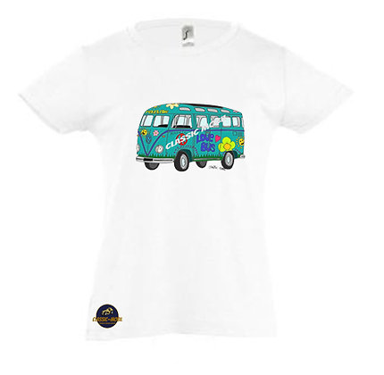 Love Bus / Tee-shirt Fille