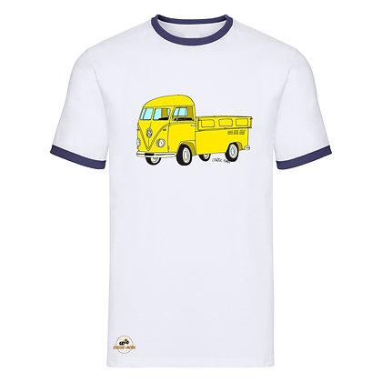 Volkswagen Combi Split Pickup / Tee shirt Homme vintage