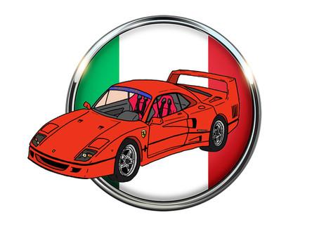 Road-Story : Histoire de la naissance de la Ferrari F40