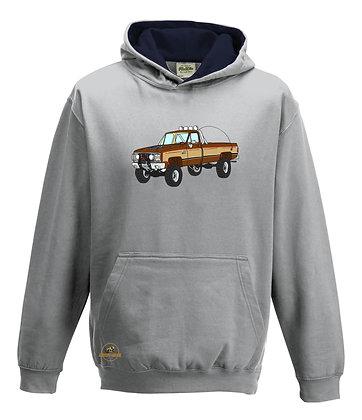 GMC Sierra Grande - Fall Guy  / Sweat-shirt Enfant