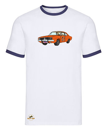 Dodge Charger - Dukes of Hazzard / Tee shirt Homme vintage