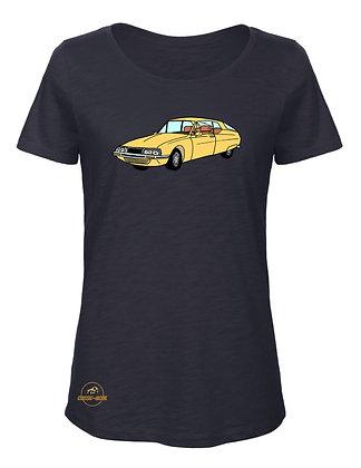 Citroen SM  / T-Shirt Femme coton BIO