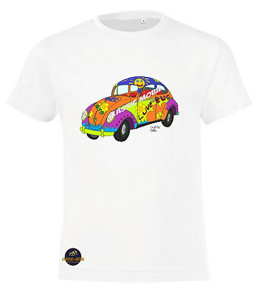 Love Bug 2 / Tee-shirt coton Garçon