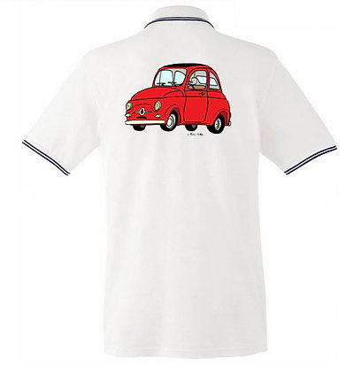 Fiat 500 Classic  / Homme polo