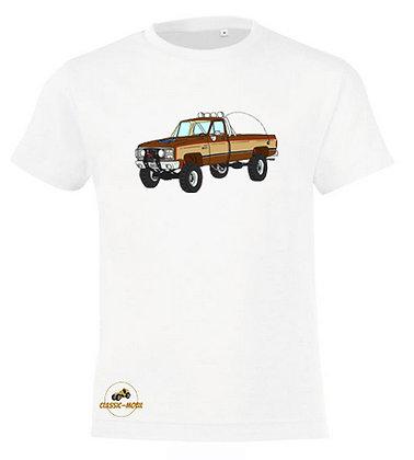 GMC Sierra Grande - Fall Guy / Tee-shirt coton Garçon