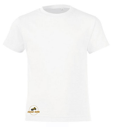Dessin du Garage / T-shirt coton Garçon