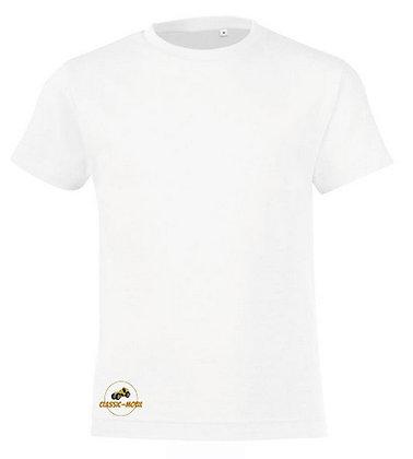 A la demande / Tee-shirt coton Garçon