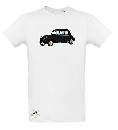 Citroen Traction / Tee shirt Homme coton BIO