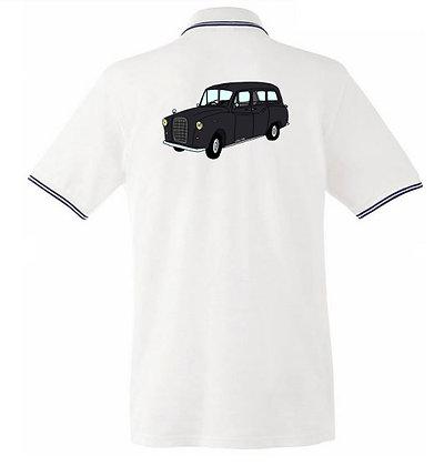 Austin FX4 Taxi Black cab  / Homme polo