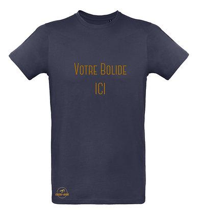 Votre bolide / Homme T-shirt coton bio