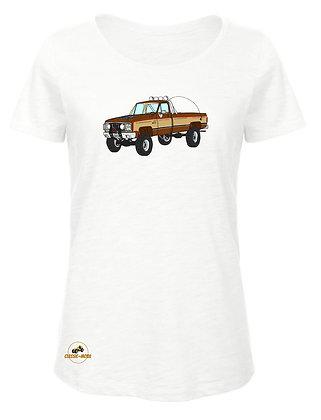 GMC Sierra Grande - Fall Guy  / T-Shirt Femme coton BIO